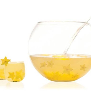 Chilean Pisco Star-Spangled Punch