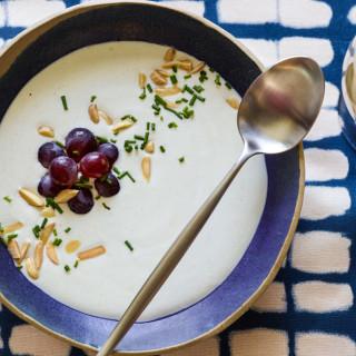 Chilled White Gazpacho