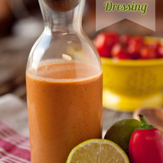 Chipotle Lime Southwest Dressing