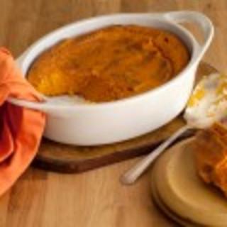 Chipotle Sweet-Potato Spoon Bread