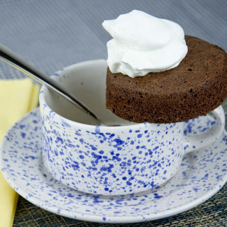 Chocolate Muffin in a Minute (OMM)