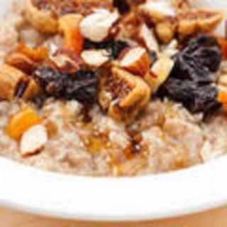 Cinnamon and Spice Millet Porridge