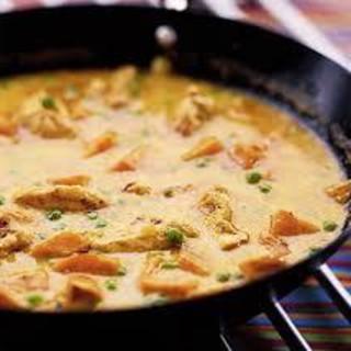 Paleo - Coconut Chicken Curry