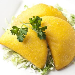 Colombian Empanadas - Fried Empanadas with Beef and Potato Filling