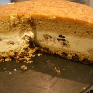 Cookie Dough Ice Cream Cake