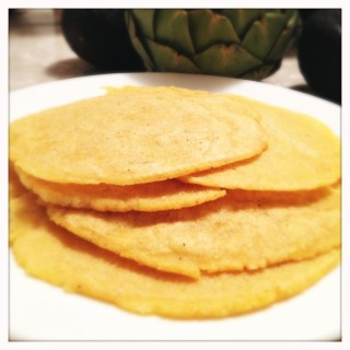 Corn Tortillas, the Perfect