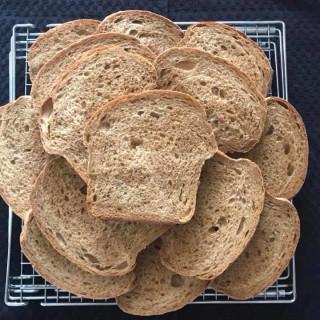 Cornmeal Loaf Bread