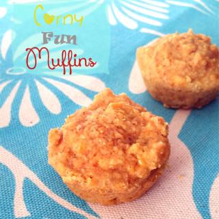 Corny Fun Muffins