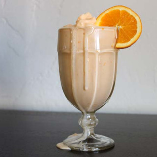 Creamsicle Milkshake Recipe | Zero Proof