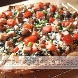 Crisp Gluten-Free Pizza Crust ~ Bringing Back Pizza Night