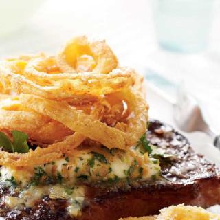Crispy Fried Sweet Onion Rings Recipe