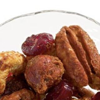 Crunchy-Sweet Nuts