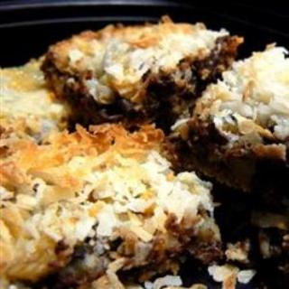 Dessert - 7 Layer Cookie Bars