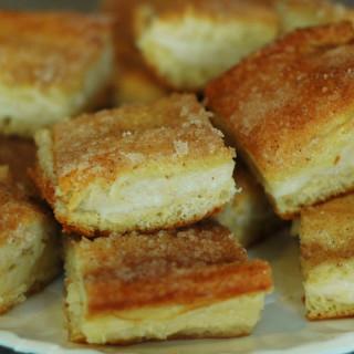 Dessert - Sopapilla Cheesecake