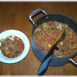 Diana's Low Fat Chili