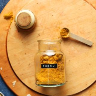 DIY Curry Powder