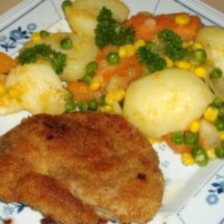 Double Crumbed Lamb Chops