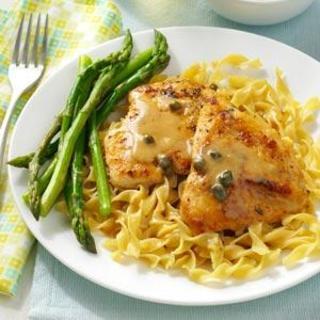 Easy Chicken Piccata Recipe