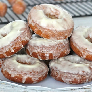 Easy Old-Fashioned Donuts