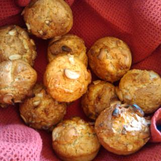 Easy Plain Muffins