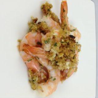 Easy Shrimp and Garlic Bake