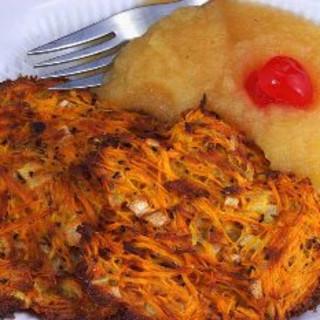 Elisas Almost Fat-free Potato Latkes