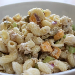 Elma's Tuna Noodle Salad
