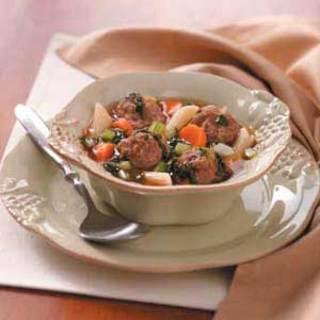 Favorite Italian Wedding Soup