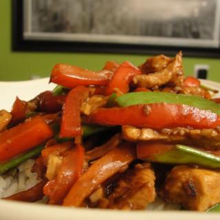 Firecracker Chicken Stir-fry