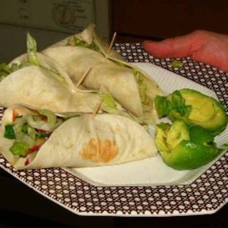 Fish Tacos In-A-Hurry