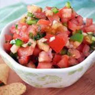 Freash Tomato Salsa