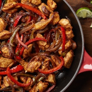 Freezer Bag Chicken Fajita Stir-Fry