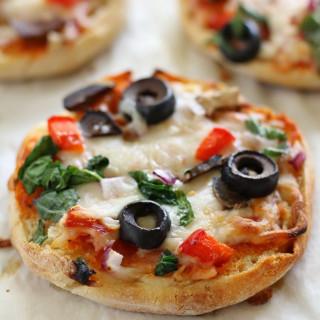 Freezer Ready Mini Pizzas