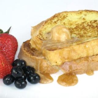 French Vanilla Bean French Toast