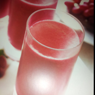 Frozen Strawberry Grape Juice