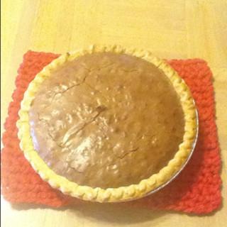 Fudge Brownie Pie #2