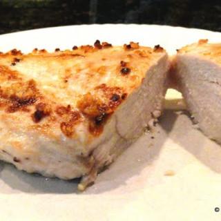 Garlic Broiled Chicken (Lukes)