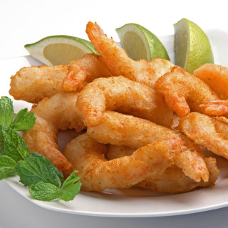 Garlic Shrimp Appetizer Supreme