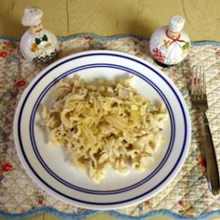 Geri's Quick Chicken Cassrole