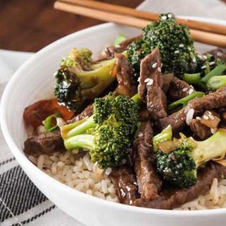 Gluten Free Beef and Broccoli Stir Fry