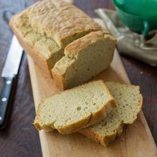 Gluten Free Breakfast Rice Bread