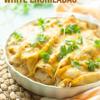 Gluten Free Chicken Enchiladas Recipe
