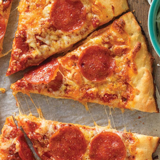 Gluten-Free Pizza Crust