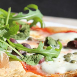 Gluten-Free Pizza Crust or Flatbread Recipe