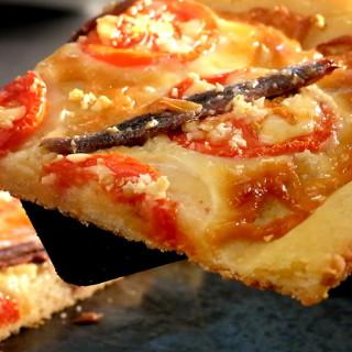Gluten-Free Sicilian Pizza