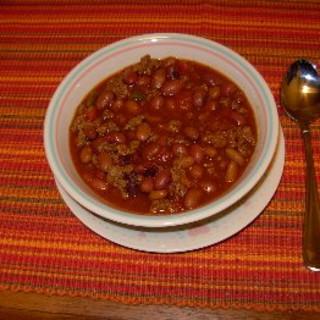 Grandpas Homemade Chili