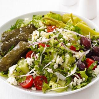 Greek Dinner Salad