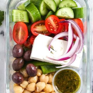 Greek Salad Lunch