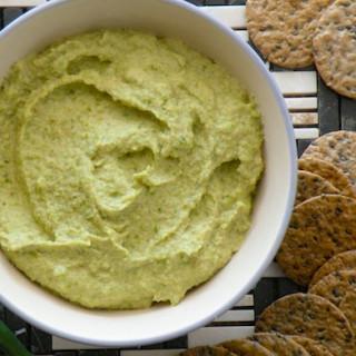Green Bean and Cashew Pâté