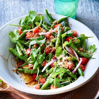 Green Bean and Shallot Salad